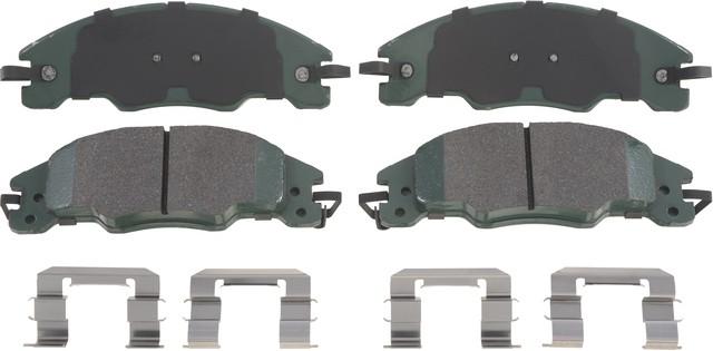 Autopart International 1412-36975 Disc Brake Pad Set