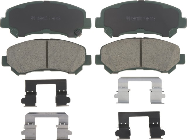 Autopart International 1412-36976 Disc Brake Pad Set