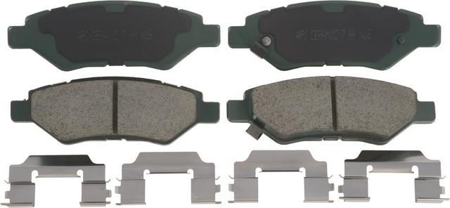 Autopart International 1412-36979 Disc Brake Pad Set