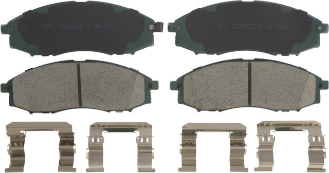 Autopart International 1412-36980 Disc Brake Pad Set