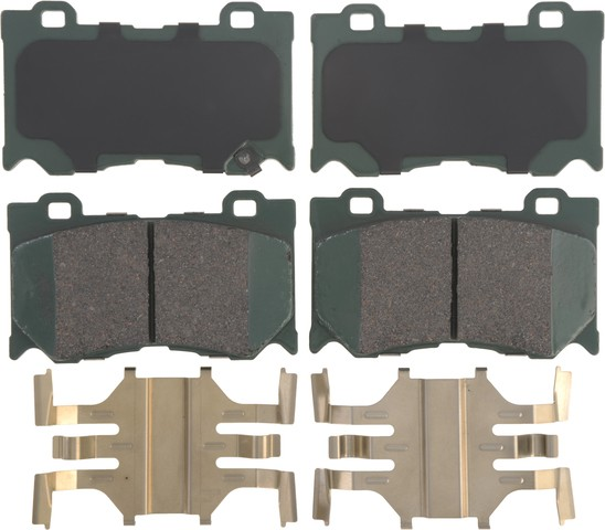 Autopart International 1412-36997 Disc Brake Pad Set