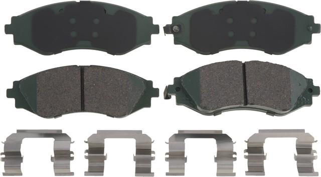 Autopart International 1412-37352 Disc Brake Pad Set