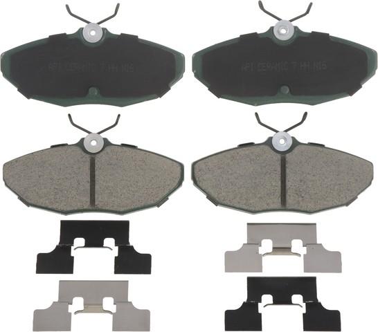 Autopart International 1412-37387 Disc Brake Pad Set