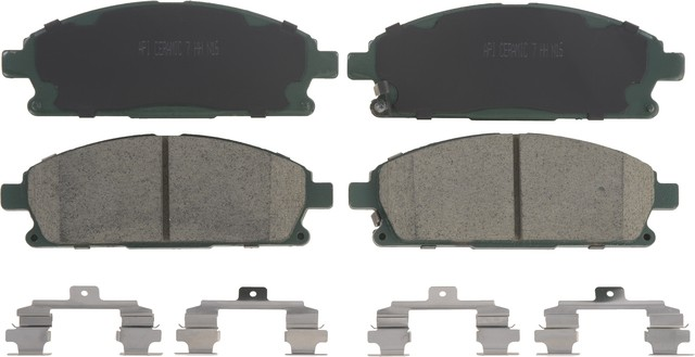Autopart International 1412-37408 Disc Brake Pad Set