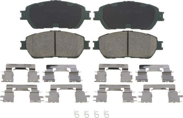 Autopart International 1412-37454 Disc Brake Pad Set