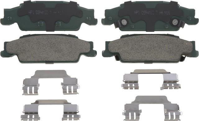 Autopart International 1412-37473 Disc Brake Pad Set
