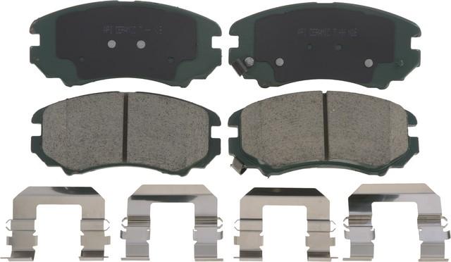 Autopart International 1412-37474 Disc Brake Pad Set
