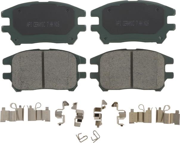 Autopart International 1412-37482 Disc Brake Pad Set