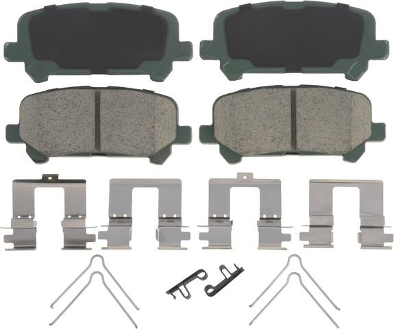 Autopart International 1412-423113 Disc Brake Pad Set
