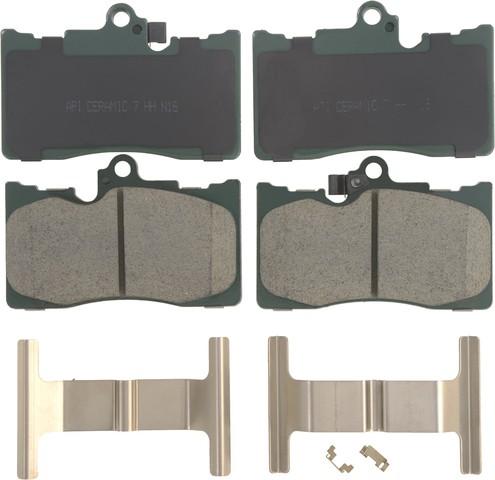 Autopart International 1412-423232 Disc Brake Pad Set