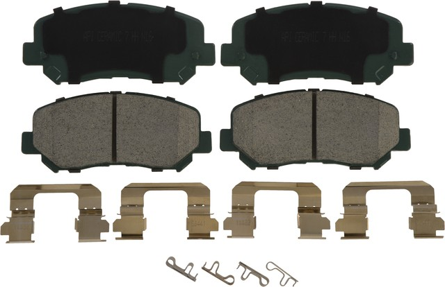 Autopart International 1412-437624 Disc Brake Pad Set