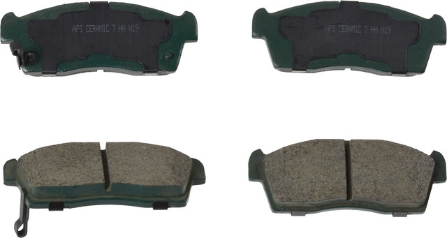 Autopart International 1412-439752 Disc Brake Pad Set