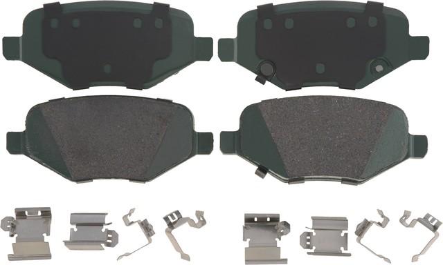 Autopart International 1412-479125 Disc Brake Pad Set