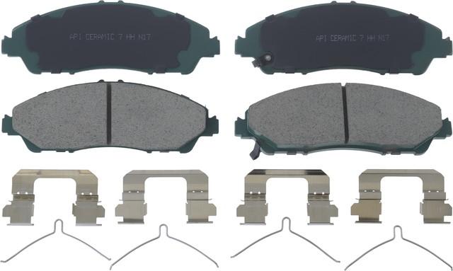Autopart International 1412-503890 Disc Brake Pad Set