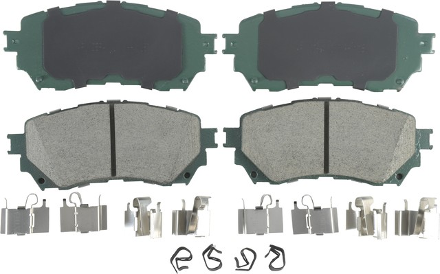 Autopart International 1412-507626 Disc Brake Pad Set