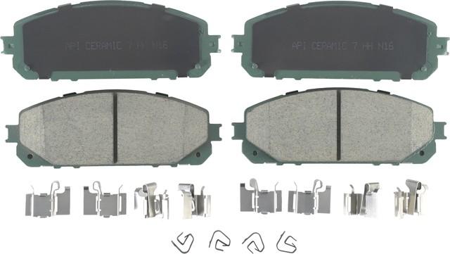 Autopart International 1412-507664 Disc Brake Pad Set