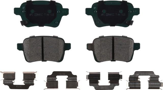 Autopart International 1412-508550 Disc Brake Pad Set