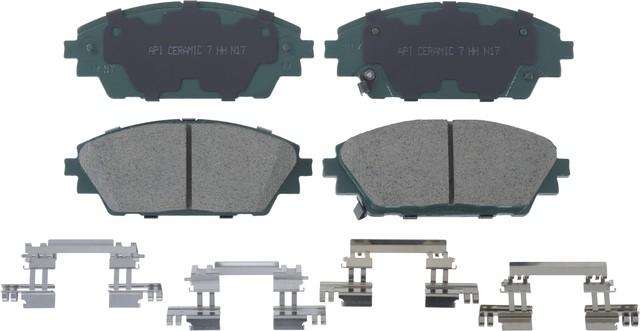 Autopart International 1412-508554 Disc Brake Pad Set