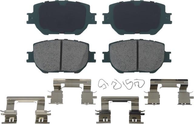 Autopart International 1412-511755 Disc Brake Pad Set