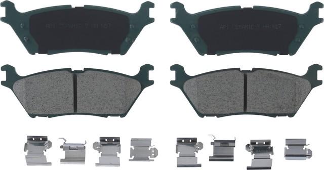 Autopart International 1412-528063 Disc Brake Pad Set
