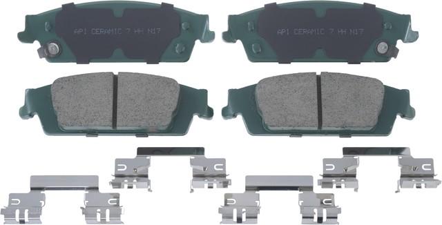 Autopart International 1412-535915 Disc Brake Pad Set