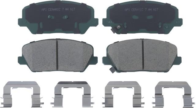 Autopart International 1412-535919 Disc Brake Pad Set
