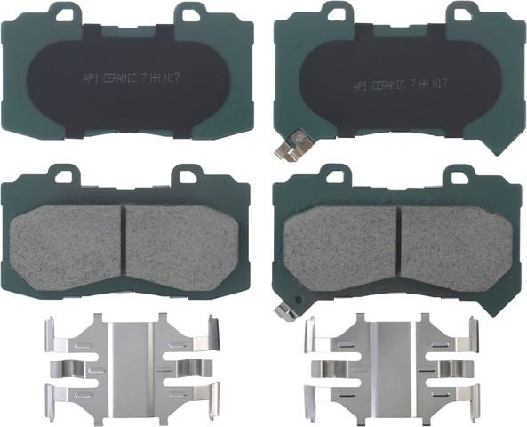 Autopart International 1412-545998 Disc Brake Pad Set