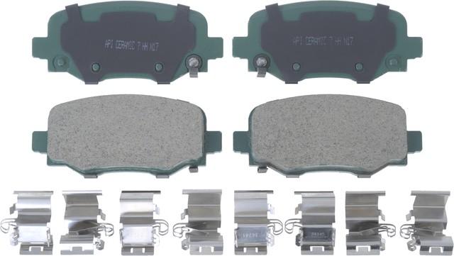 Autopart International 1412-548496 Disc Brake Pad Set