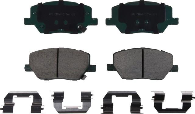Autopart International 1412-548500 Disc Brake Pad Set