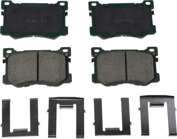 Autopart International 1412-582533 Disc Brake Pad Set