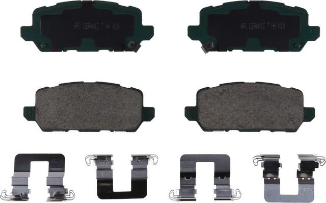 Autopart International 1412-582650 Disc Brake Pad Set