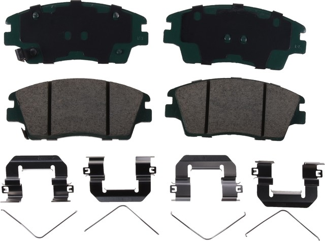 Autopart International 1412-582669 Disc Brake Pad Set