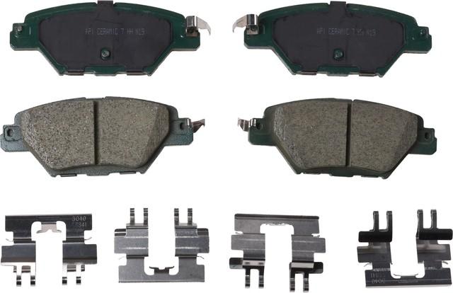 Autopart International 1412-582726 Disc Brake Pad Set