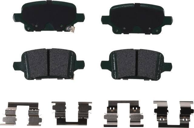 Autopart International 1412-583346 Disc Brake Pad Set