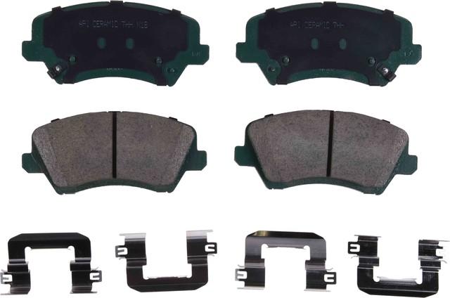 Autopart International 1412-594552 Disc Brake Pad Set