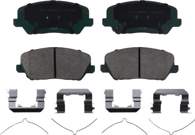 Autopart International 1412-594556 Disc Brake Pad Set