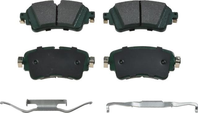Autopart International 1412-596771 Disc Brake Pad Set
