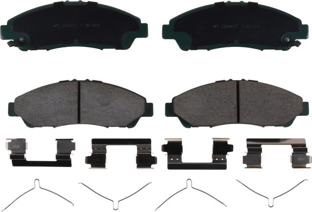 Autopart International 1412-596922 Disc Brake Pad Set