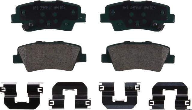 Autopart International 1412-596938 Disc Brake Pad Set