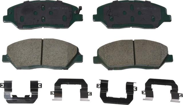 Autopart International 1412-596942 Disc Brake Pad Set