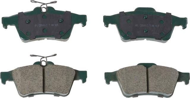 Autopart International 1412-596958 Disc Brake Pad Set