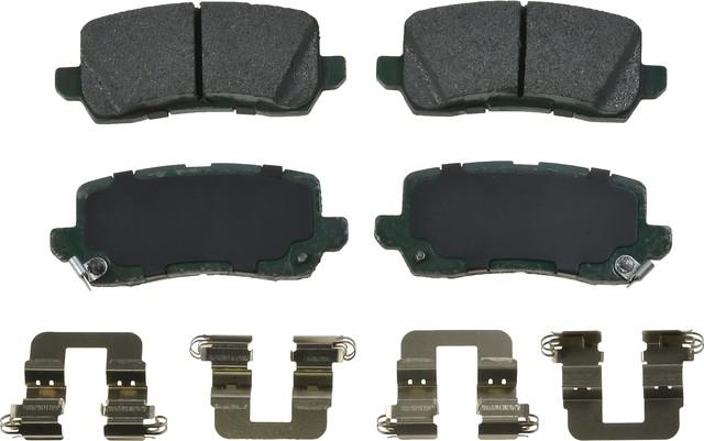 Autopart International 1412-636982 Disc Brake Pad Set