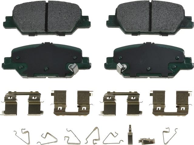 Autopart International 1412-636998 Disc Brake Pad Set