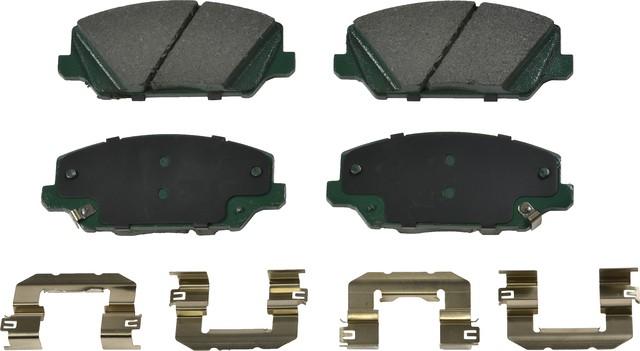 Autopart International 1412-637010 Disc Brake Pad Set