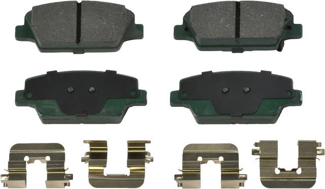 Autopart International 1412-637014 Disc Brake Pad Set