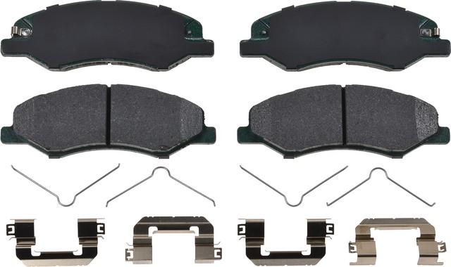 Autopart International 1412-637340 Disc Brake Pad Set