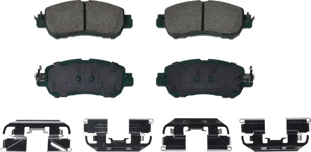 Autopart International 1412-651962 Disc Brake Pad Set