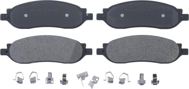 Autopart International 1420-517220 Disc Brake Pad Set