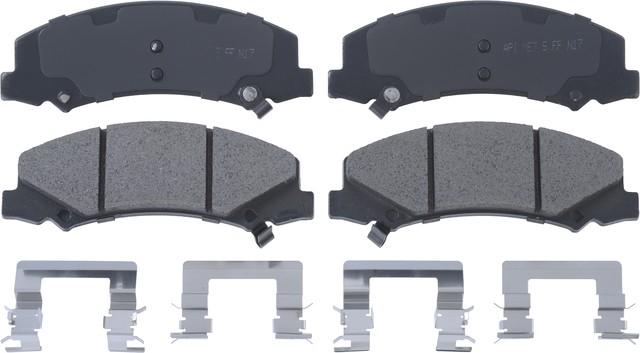 Autopart International 1420-517227 Disc Brake Pad Set
