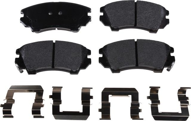 Autopart International 1420-517235 Disc Brake Pad Set